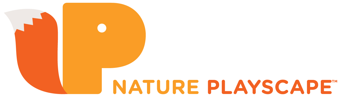 Graphic for the Nature PlayScape logo